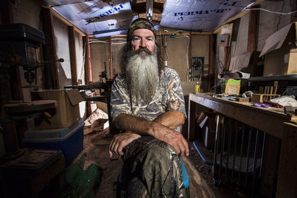 'Duck Dynasty' star used anti-gay comments in 2010 speech