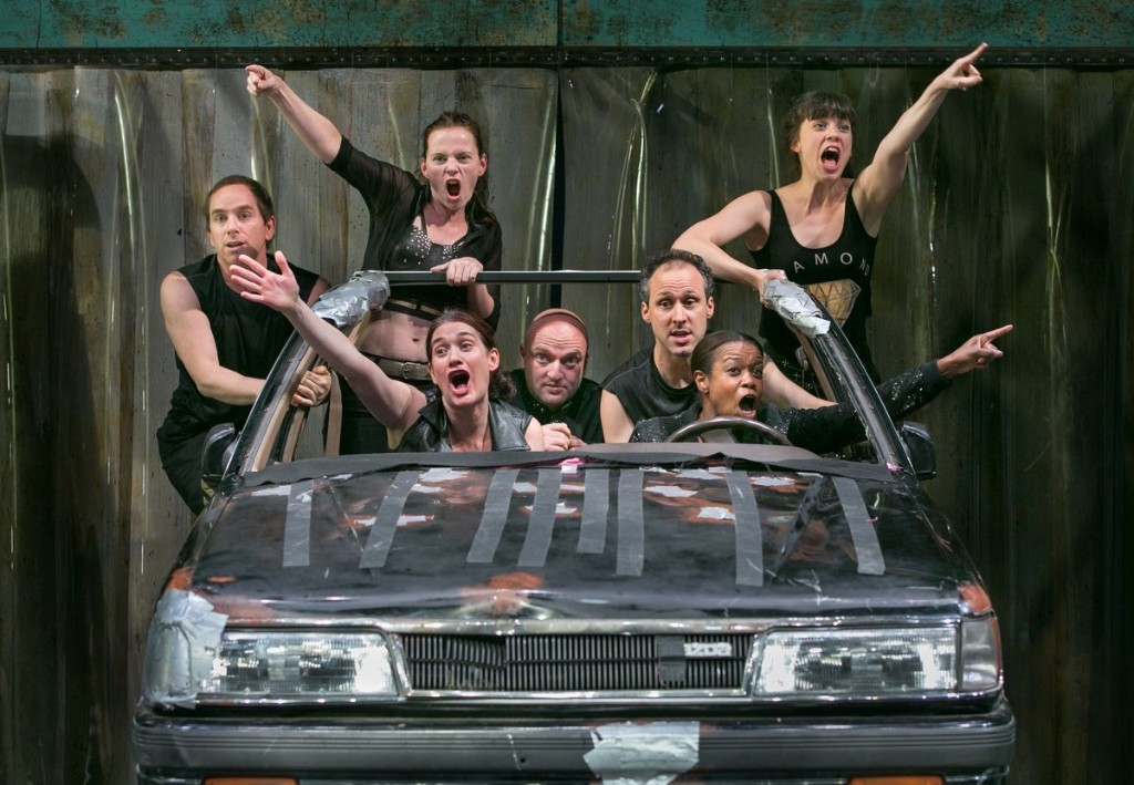 Has your dystopian play come in handy?