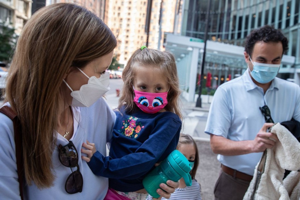 Column: 5-year-old Alabama girl is in Chicago for life-saving surgery. COVID-19 has complicated every step of the way.