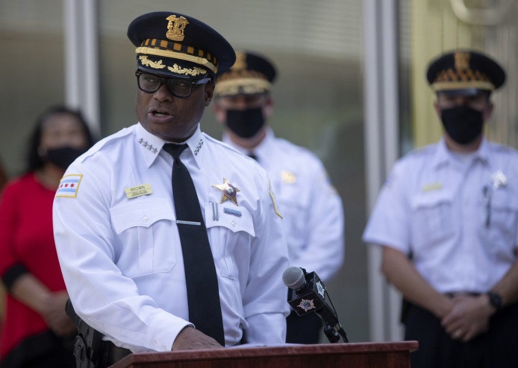 Chicago police increase number of officers on roving anti-violence team