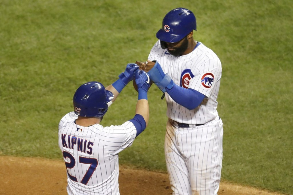 Cubs survive Craig Kimbrel's latest struggles for a 5-4 win over the Royals