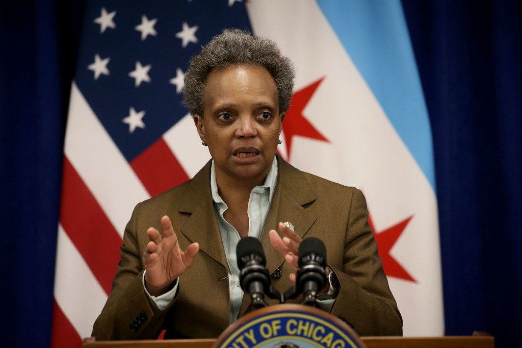 Lightfoot announces search for organization to lead Chicago's virus contact tracing effort
