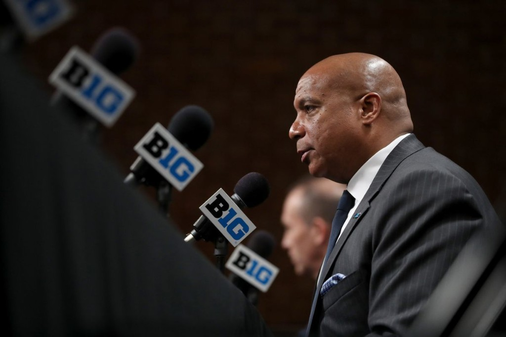Column: The Big Ten has morphed into the Wild West, giving new commissioner Kevin Warren the challenge of a lifetime