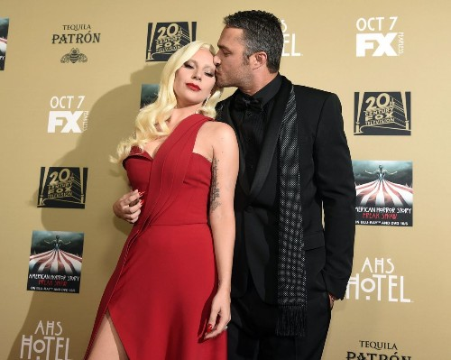 'Chicago Fire' to the rescue again ... to help Lady Gaga