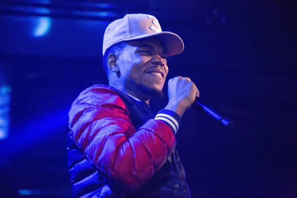 Chance the Rapper is teaching his 5-year-old that 'Black power is her superpower'