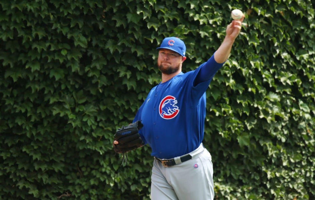 5 takeaways from Chicago Cubs camp, including Jon Lester looking sharp in his intrasquad debut and Jason Kipnis looking 'in midseason form'