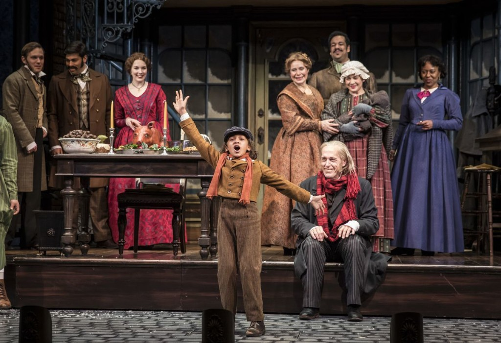Goodman's 'A Christmas Carol' one of many holiday shows to be streamed, not live this season