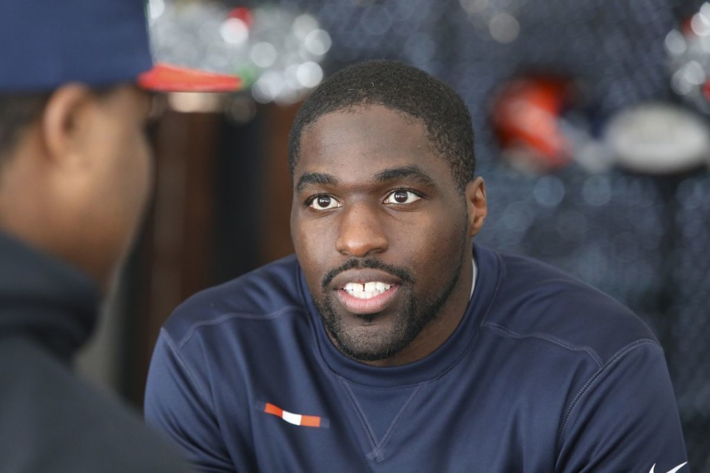 Sam Acho's plan to convert an Austin liquor store to a food mart gets the backing of Mayor Lori Lightfoot and NFL Commissioner Roger Goodell
