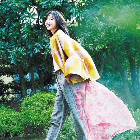 山口智子 - Magazine cover