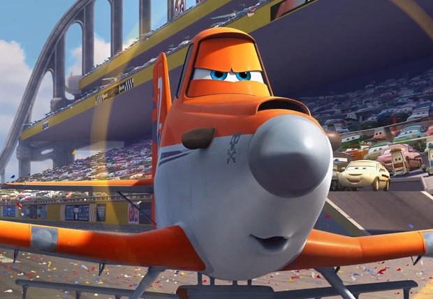 Aviones 2 Equipo de rescate