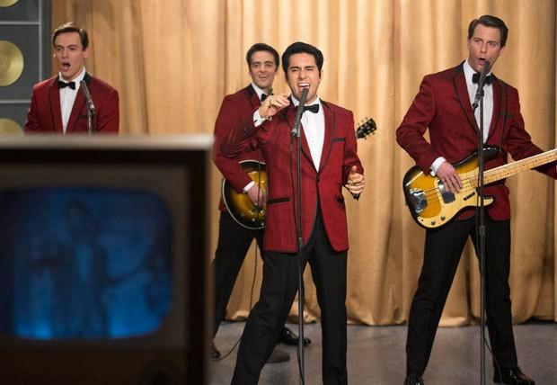 Jersey Boys Persiguiendo la música