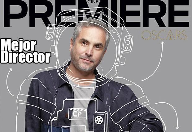 Alfonso Cuarón gana Oscar a Mejor director