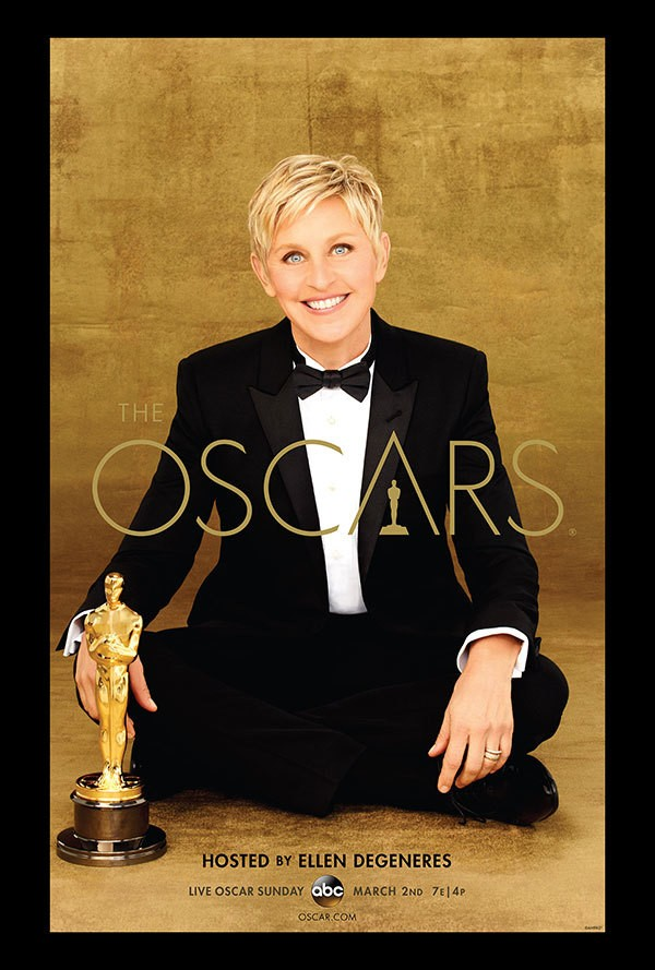 Oscar - Magazine cover