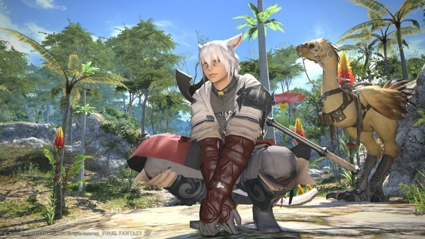 There's a Housing Crisis Looming in Final Fantasy XIV
