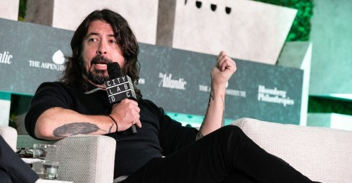 CityLab Daily: Dave Grohl Has a Pro-Rock Urban Policy Agenda