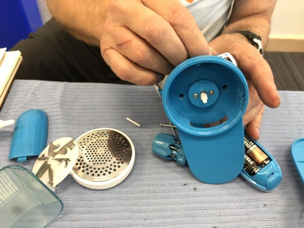 Don't Throw It Away—Take It to the Repair Cafe