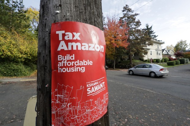 How Seattle's City Council Race Became the Amazon Election