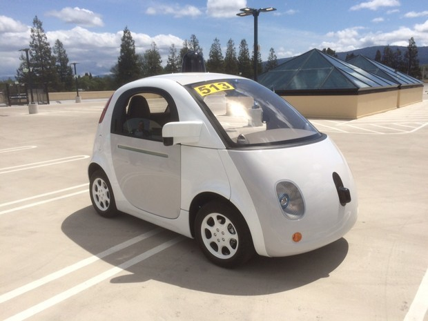 Google's New Self-Driving Car Is About to Hit the Streets