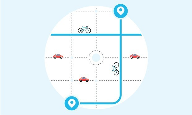 The Definitive Rules of the Road for Urban Cyclists