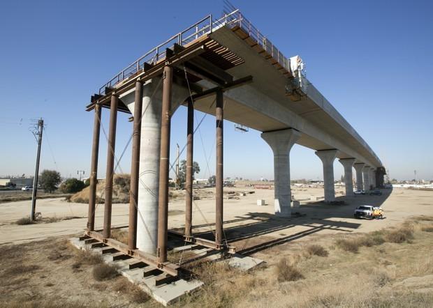 Where California High-Speed Rail Careened Off Track