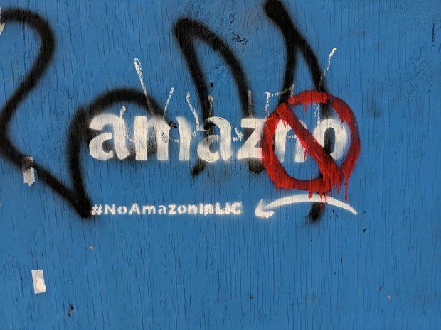 Amazon HQ2 and the 'Gentrification of Jobs'