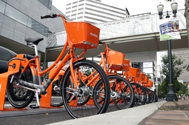 Why Portland, of All Places, Came Late to Bike-Share