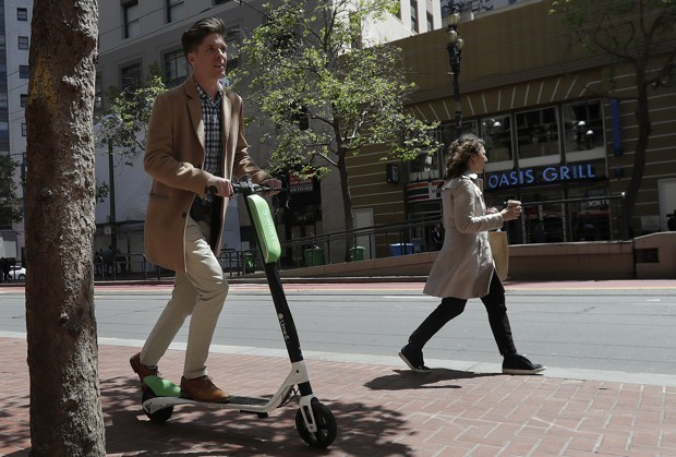 Should the Feds Regulate Electric Scooters?