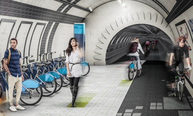 Taking Cyclists Off Roads Is No Way to Improve Transit