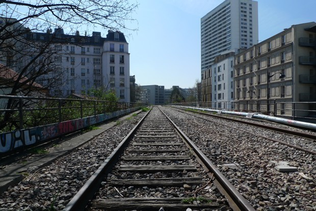A High Line for Paris, Only More So