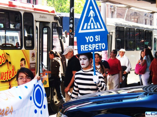 The Street Theater Behind Mexico's Landmark Road Safety Law