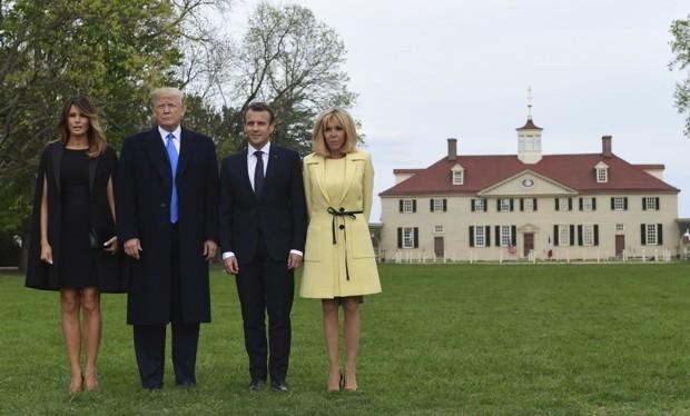 No Wonder Donald Trump Didn't Like Mount Vernon
