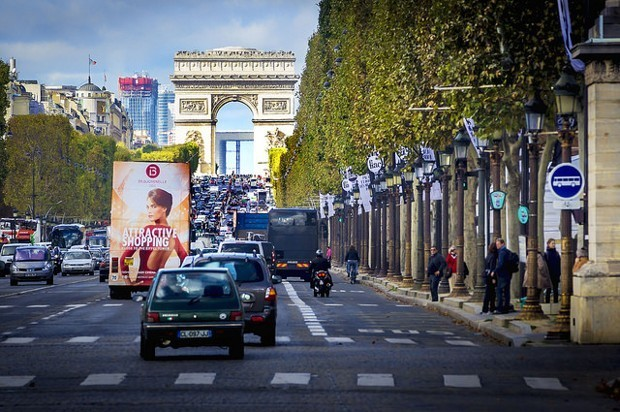 The Champs Elysées of the Future Will Have a Lot Fewer Cars