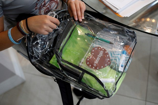 The Empty Promise of the Clear Plastic Backpack