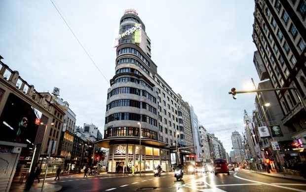 Is This the End of the Road for Madrid's Car Ban?