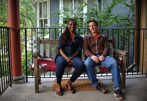 'Map Twins' Bridge the Gap in a Segregated Chicago