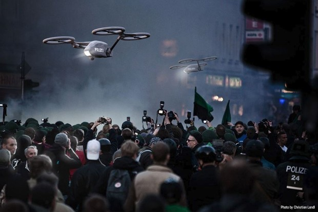 Poll: What Limits Should We Impose on Drones?