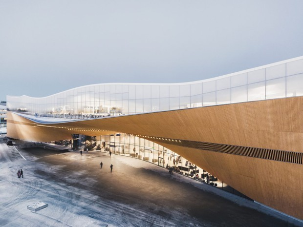 How Helsinki Built 'Book Heaven'