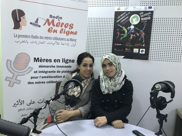 How a Radio Show Gives Unwed Mothers in Morocco a Voice
