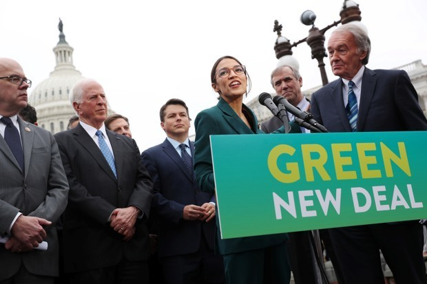 One Way to Make the Green New Deal Actually Happen: a Super-Ministry