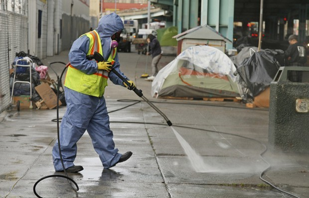 The Dirty Truth About San Francisco's Sidewalks