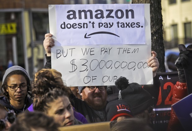 New York's Ejection of Amazon Is the Start of a Movement