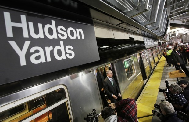 7 Fun Facts About the New York Subway's New 7 Train Extension