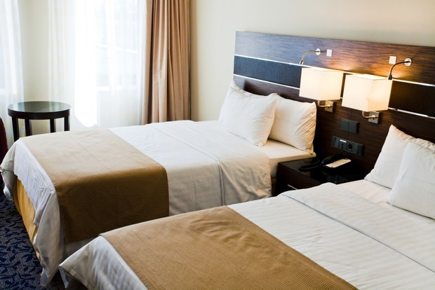 Sharing a Hotel Room With a Stranger Just Got Strangely Easy