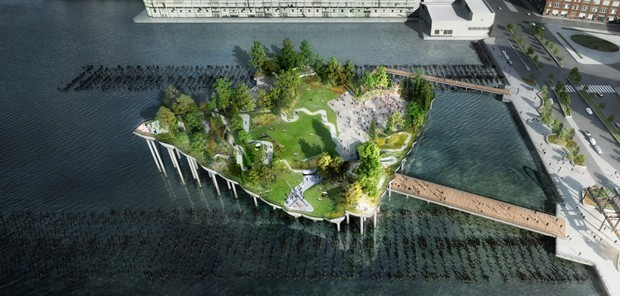 Why You Keep Seeing Plans for Off-Shore Parks