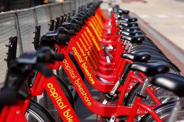 Why Bike-Share Is Really Very Safe