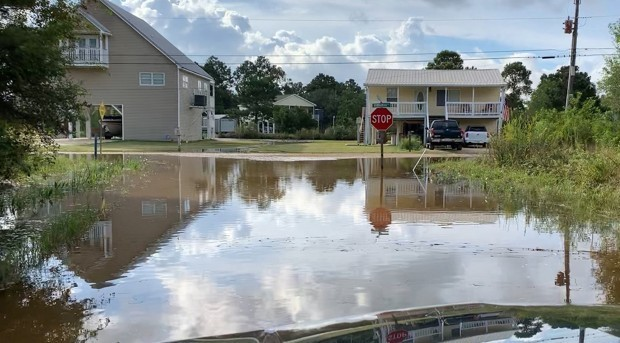 Where Flooding Is Most Affecting Property Values