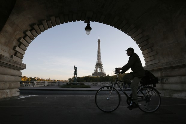 Now Paris Wants to Become the 'World Capital of Cycling'