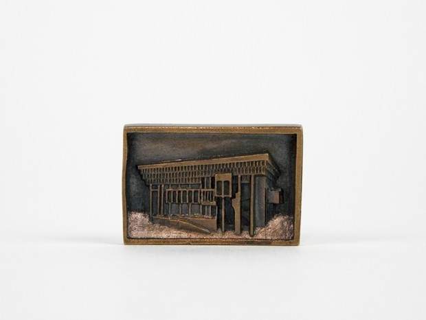 For Boston City Hall's 50th Birthday, a Commemorative Pin