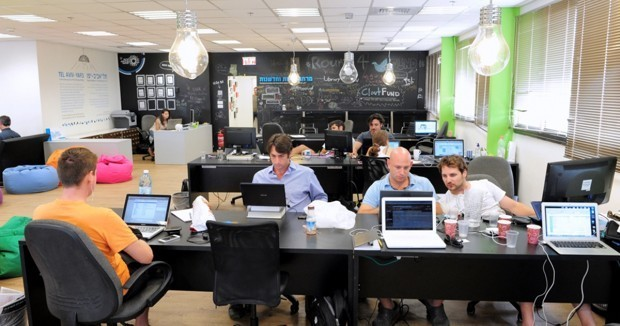 Why the Tel Aviv Library Made Room for Tech Startups
