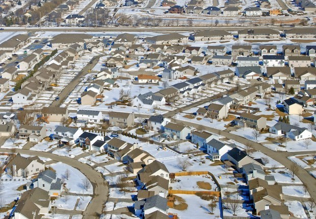 How Much Sprawl Costs America